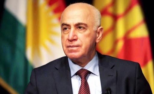 KDP Sözcüsü Mahmud Muhammed: Erbil'e saldıranlar Haşdi Şabi'nin imtiyaz ve imkanını kullanıp, onun çatısı altında yer alanbir grup,