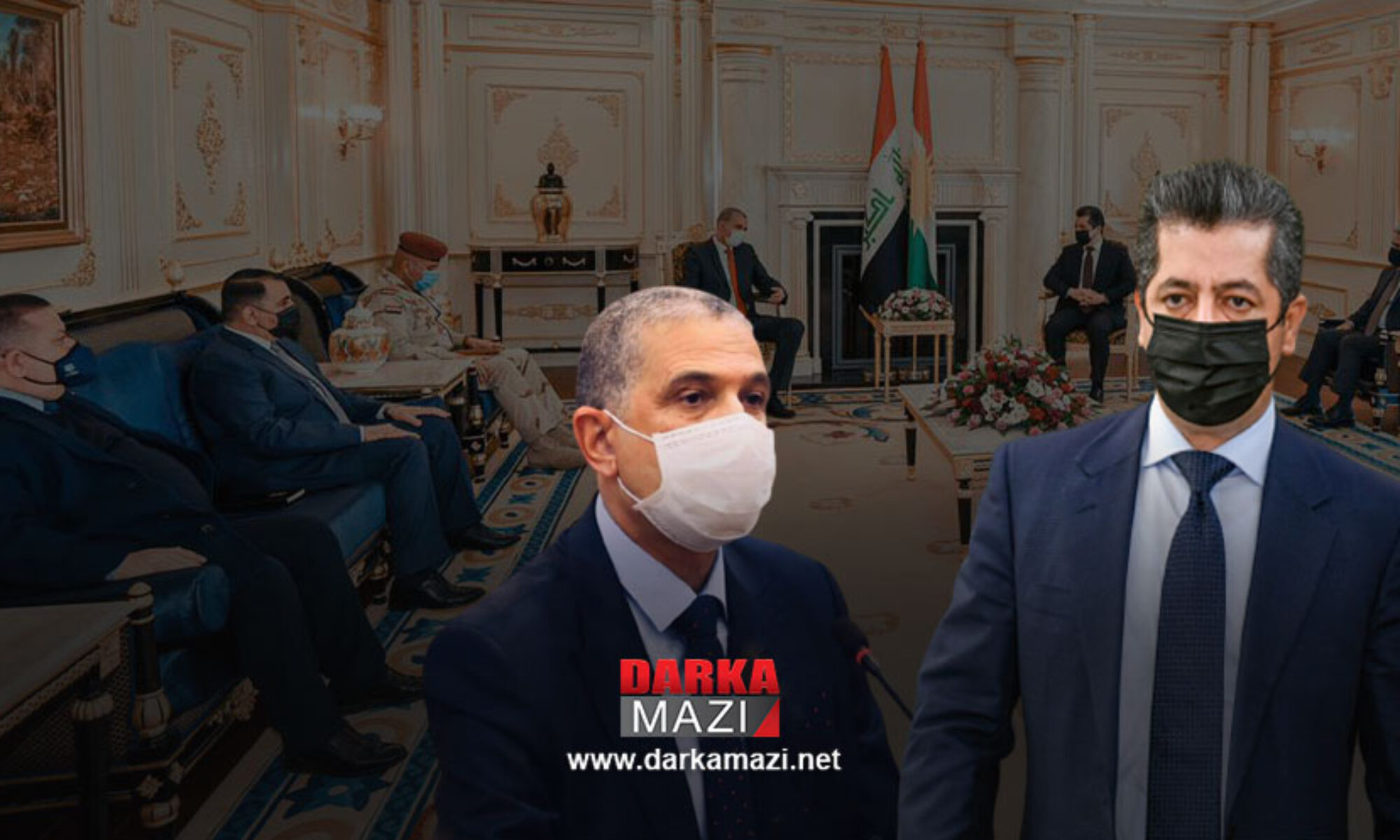 Başbakan Barzani: Bu silahlı guruplar Kürtler için tehdittir