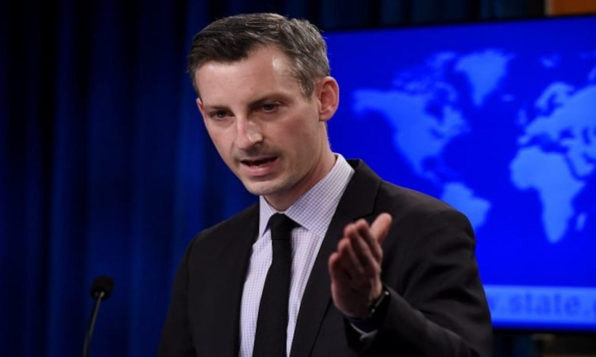 Ned Price: Erbil'e düzenlen saldırı karşılıksız kalmayacak