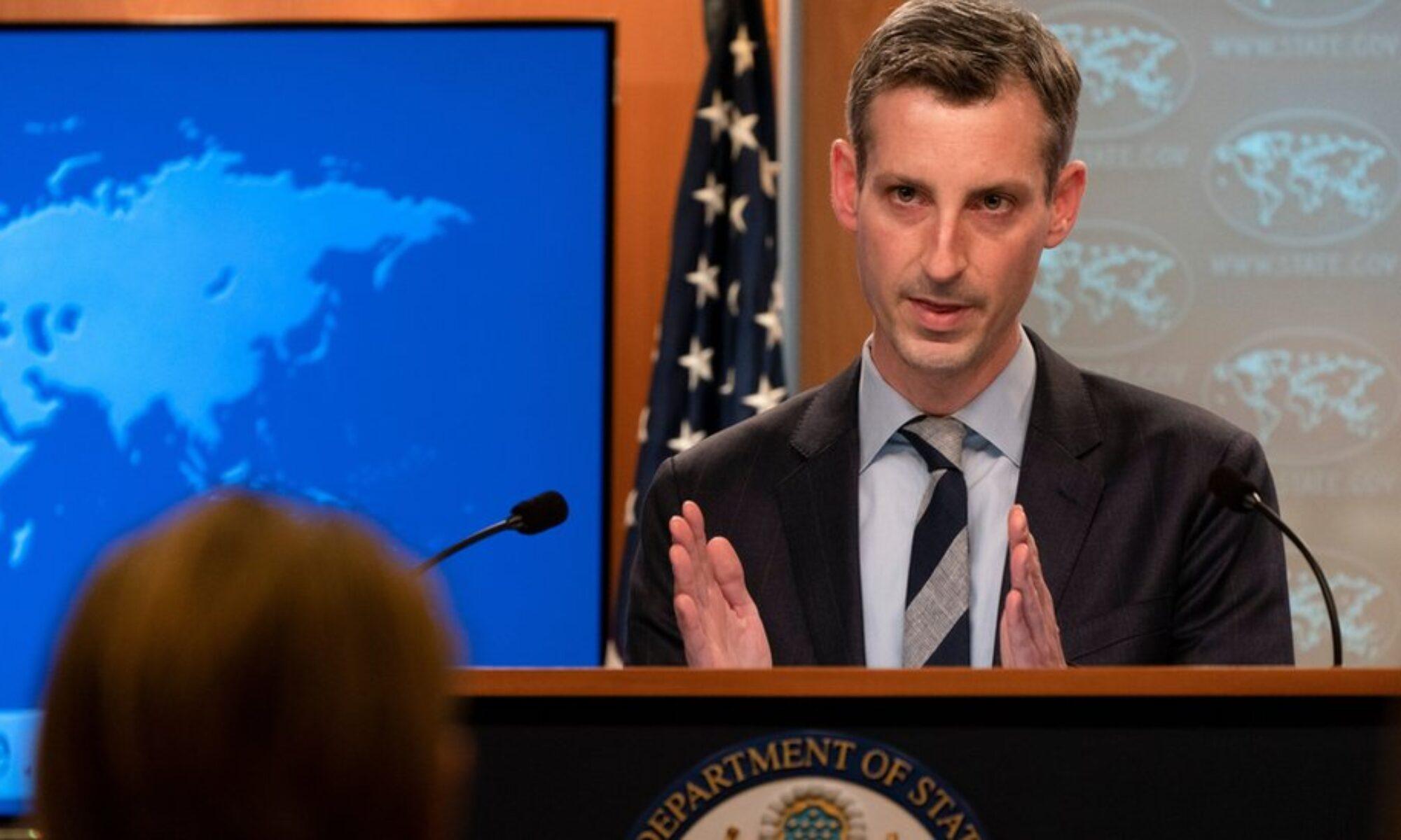 ABD Dışişleri Bakanlık sözcüsünden Gare'de hayatını kaybeden askerlere dönük Türkiye'yi kızdıracak açıklama