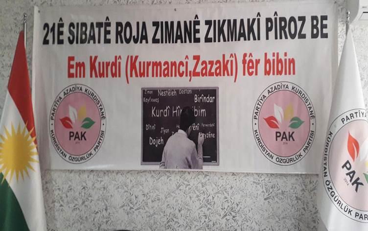 """""""Dilimiz Varlığımızdır! Kürtçe Öğrenelim!"""""""