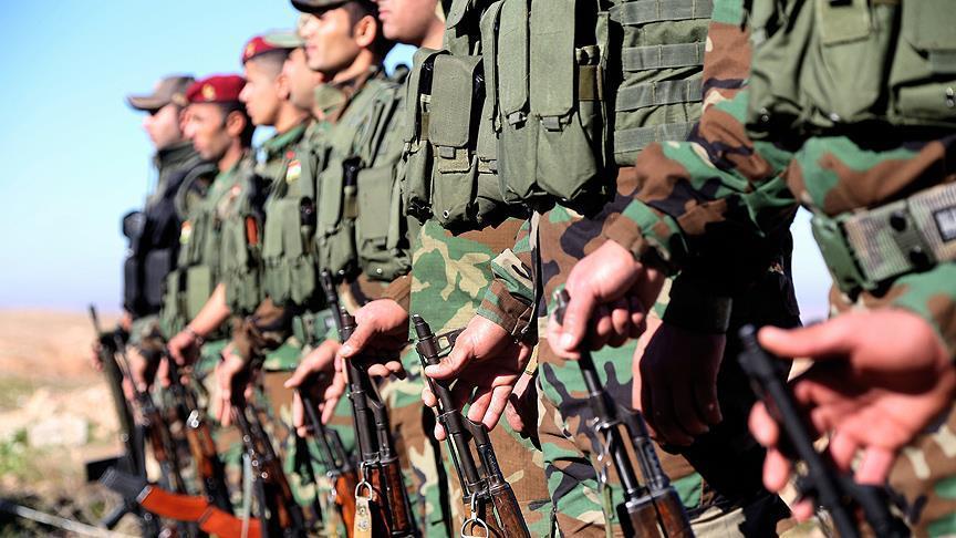 Peşmerge güçleri Kerkük sınırında yüksek risk alarmı verdi, mevziler hareketlendi