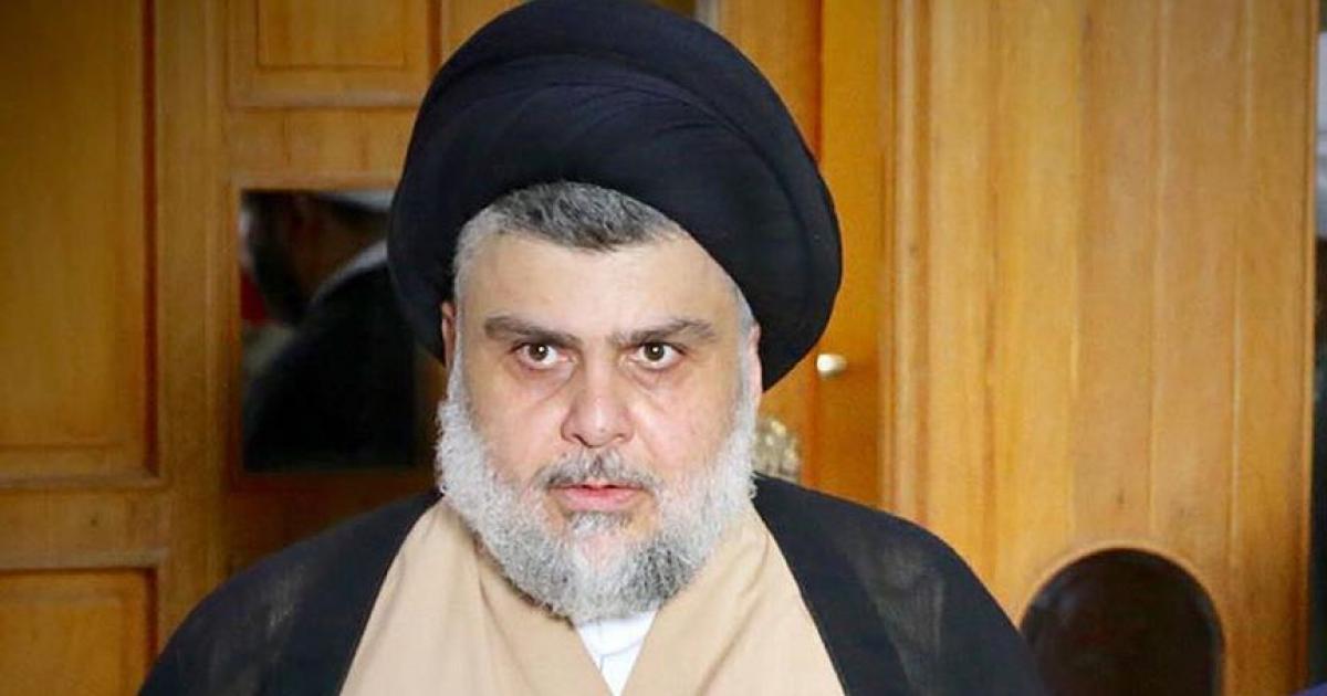 Sadr: Erbile saldırı ve Türkiye'nin Şengal saldırısı Papa ziyaretini engellemek amacı ile yapılıyor