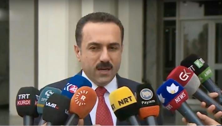 Hewlerin yeni valisi Omid Xoşnav oldu