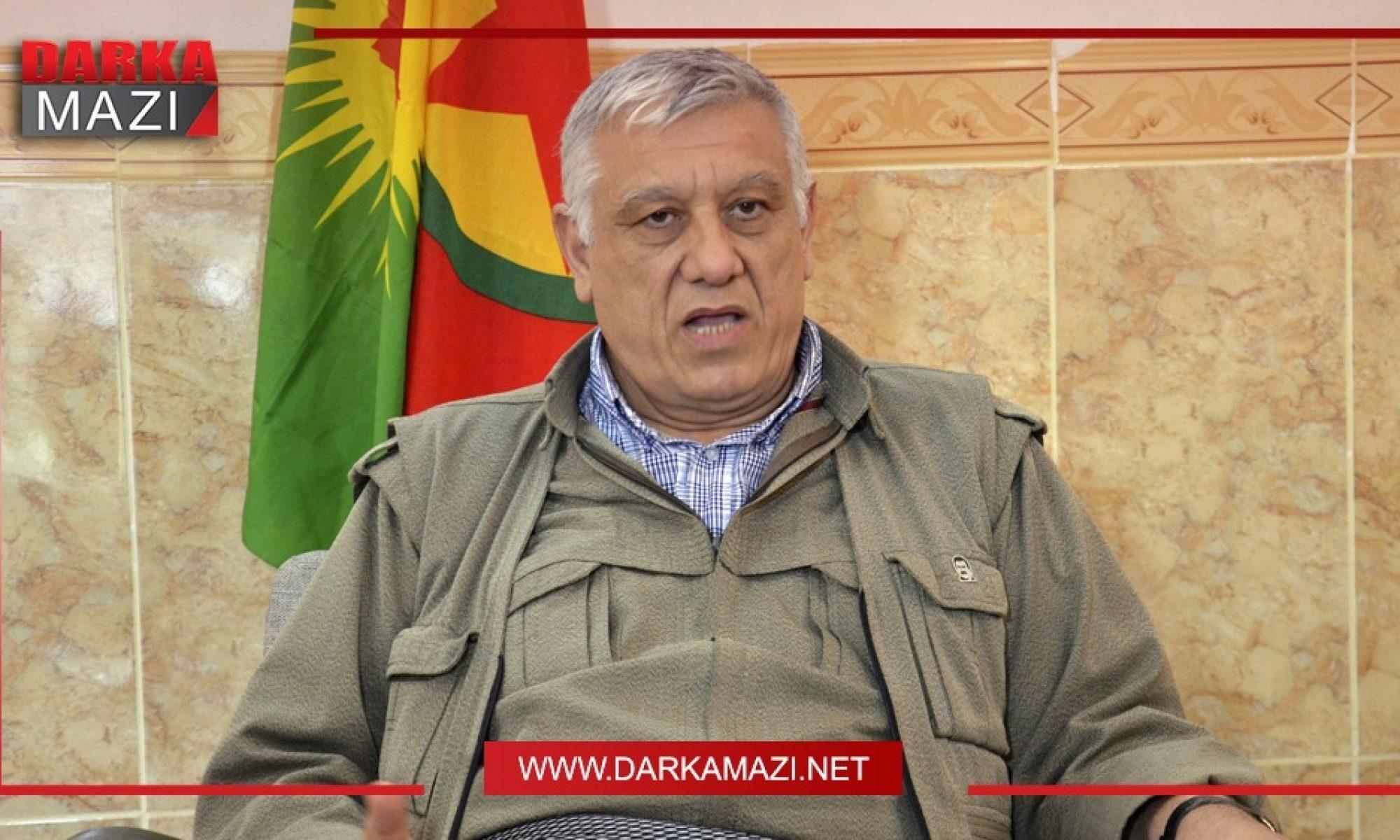 Cemil Bayık Kürdistan Bölgesel Yönetimine karşı savaş kararını tekrarladı, MedyaNews