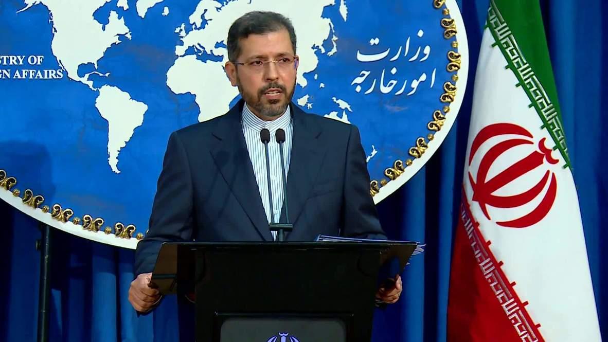"""İran: """"Erbilolaylarını İran'la bağdaştıran bütün şüpheli iddiaları reddediyoruz"""""""
