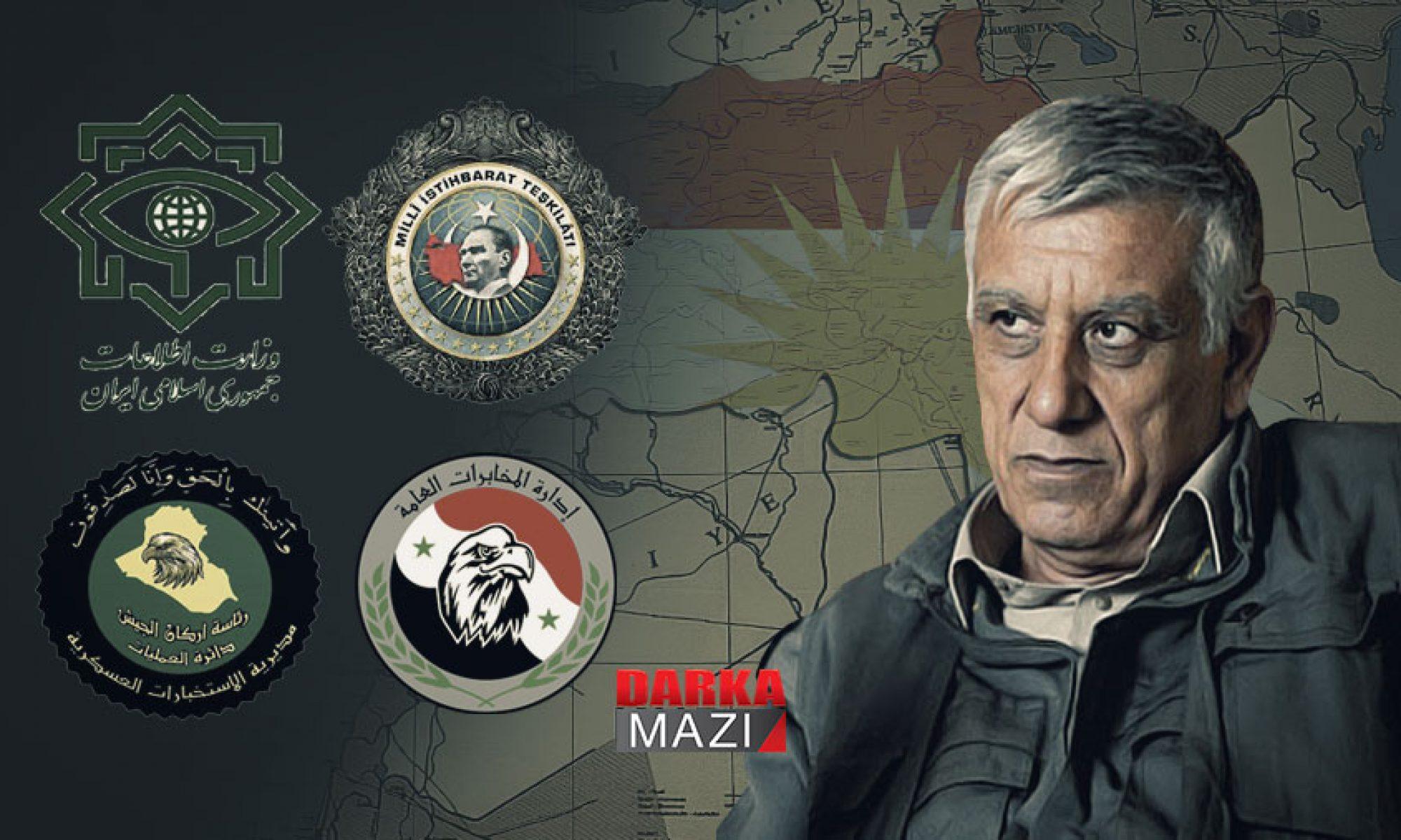 İstihbarat örgütlerinin Kürtlere karşı keskin kılıcı: Cemil Bayık