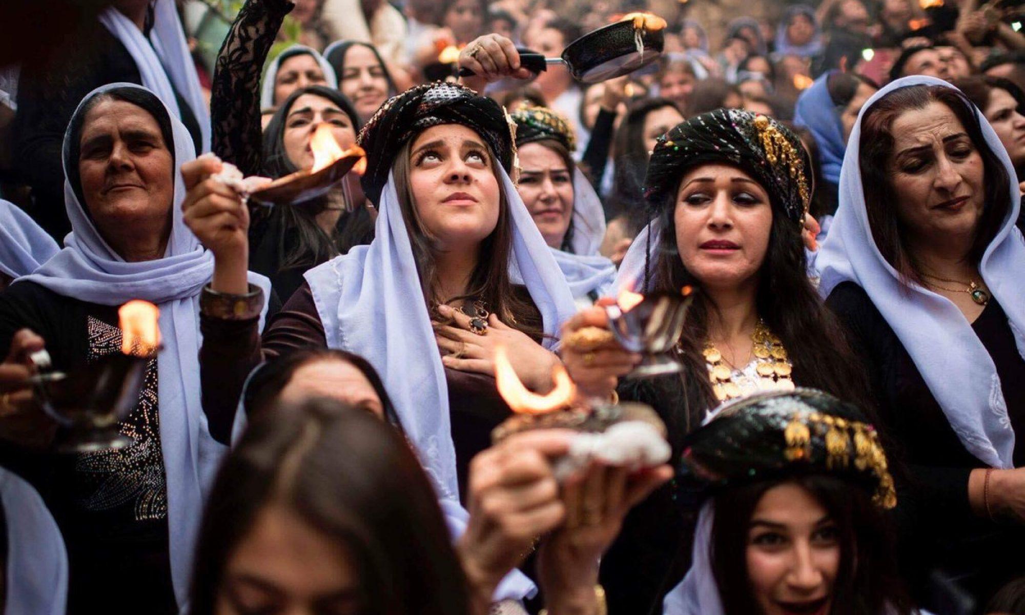 Ezdi Kürtlerinin Kovid-19 salgını nedeniyle bu yıl Çilê Zivistanê Bayramını Laleş'te kutlamadı