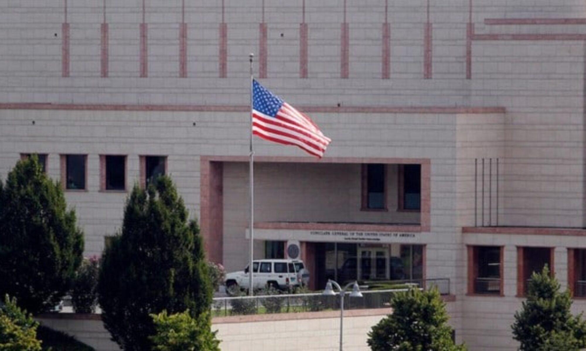 """ABD Ankara Büyükelçiliğinden Gare operasyonu açıklaması: """"NATO müttefikimiz Türkiye'nin yanındayız"""""""