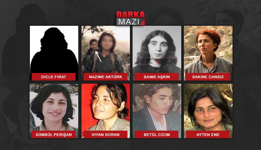 8 Mart Dünya Kadınlar Günü'nde 8 Kürt kadınının portresi, Abdullah Öcalan, PKK, Saime Aşkın, Filiz Yerlikaya, Viyan Soran, Betül Cicim, Sakince Cansız, kadın gerilla, kadın peşmerge, Ağrı dağından kadınlar, Kürt kadınları, Prokrustes'in yatağı, ideoloji, kadın partisi