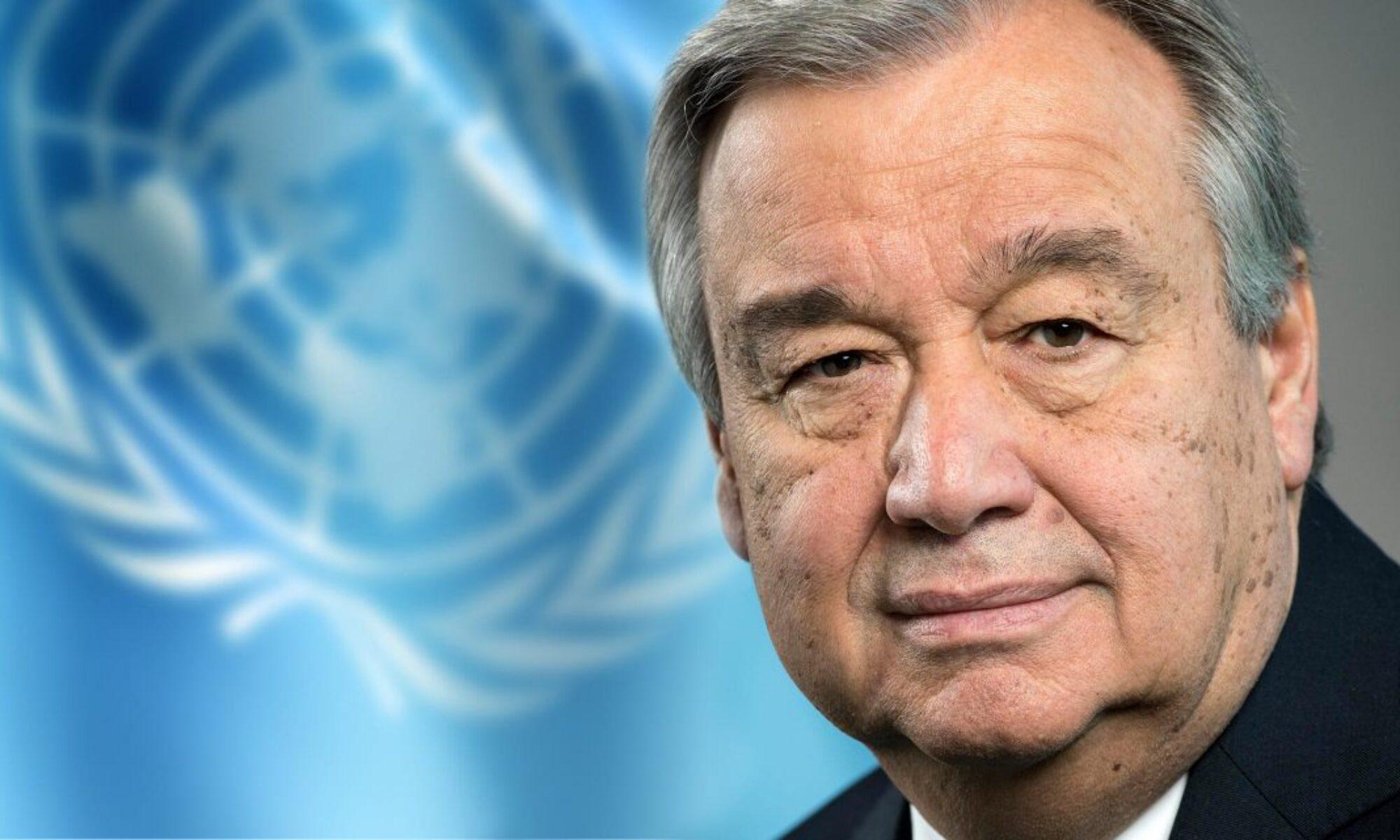 BM Genel Sekreteri Antonio Guterres'den Newroz mesajı