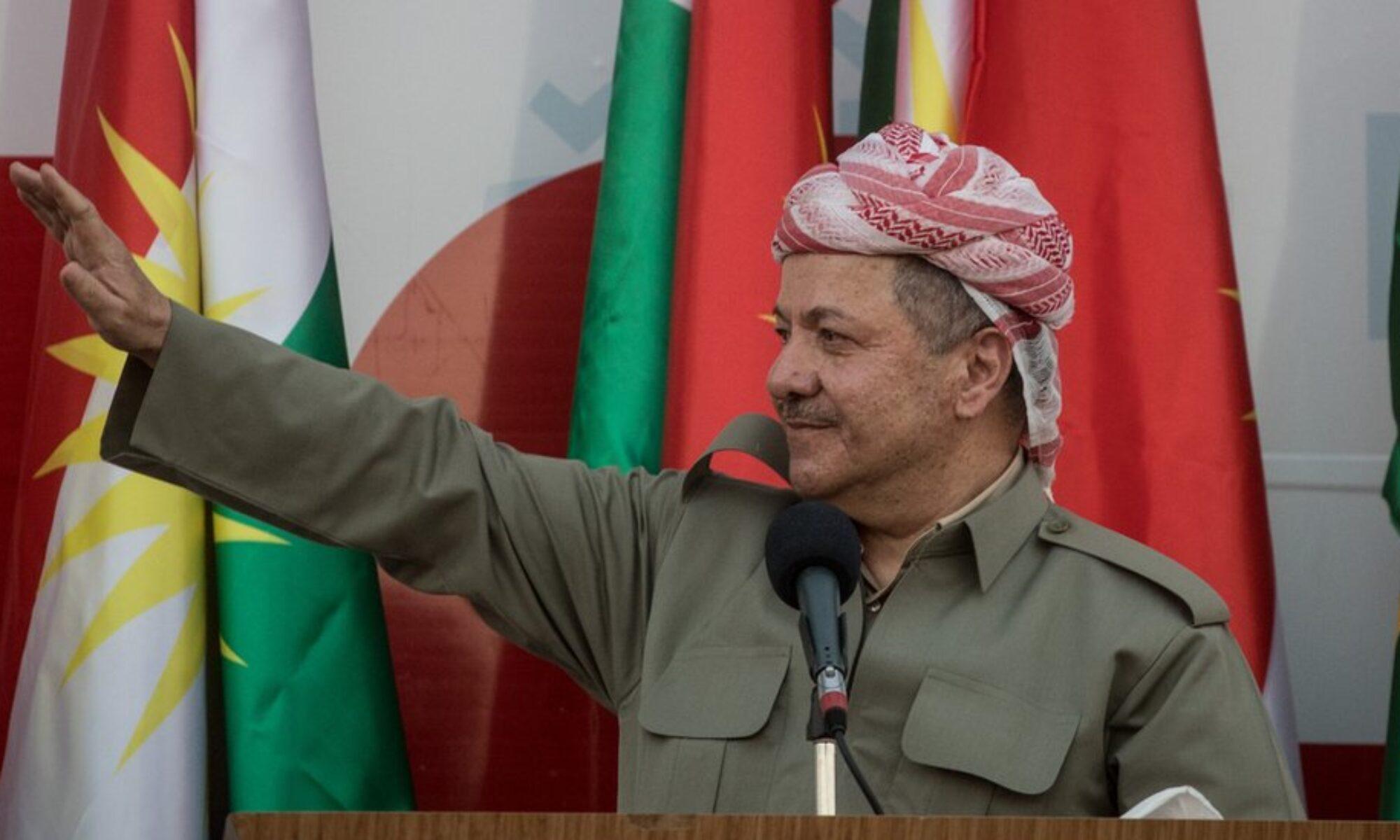 Mesut Barzani: Kürdistan halkının mücadele, uyanış ve boyun eğmemeye dair uzun bir tecrübesi vardır