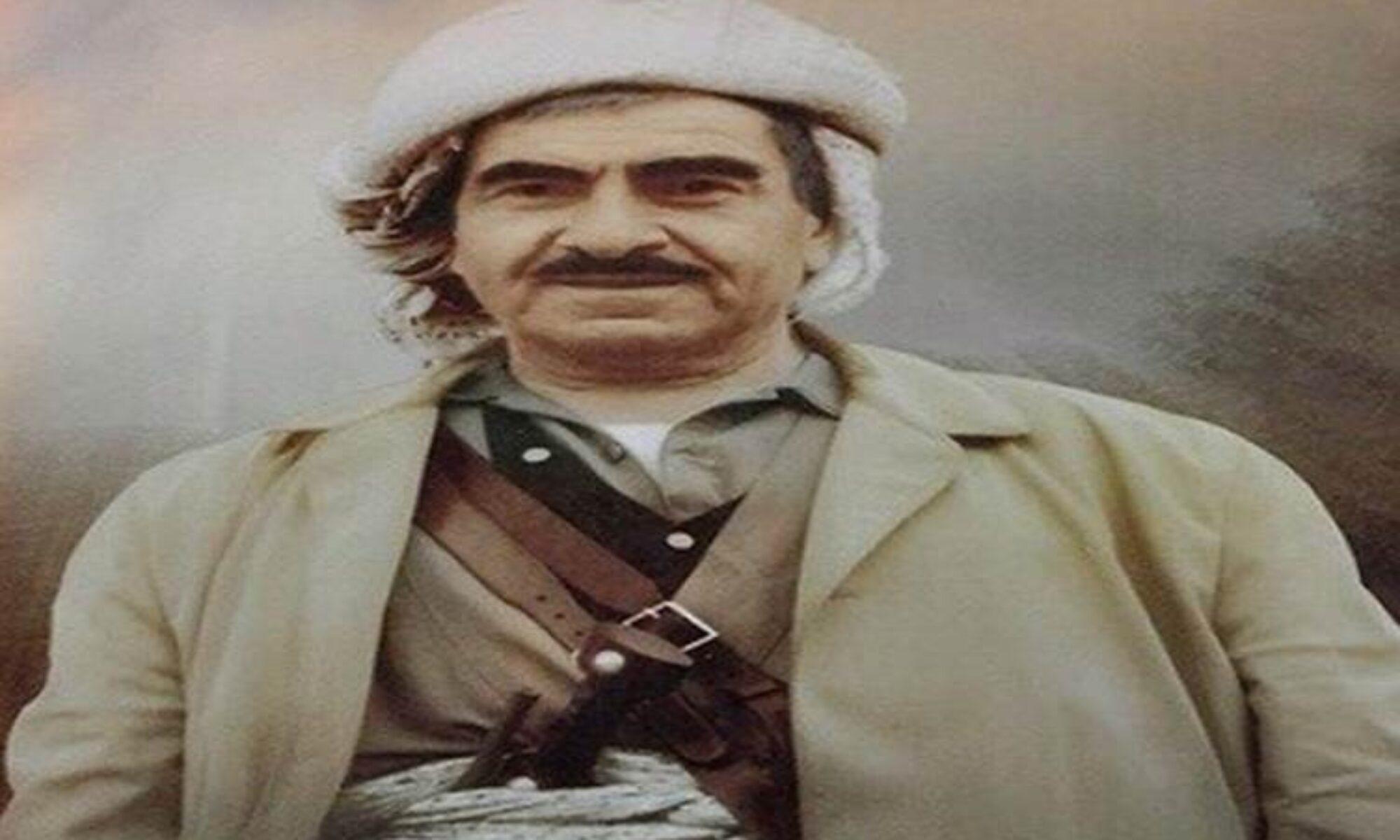 ABD Konsolosluğu'ndan anma mesajı: Bugün Mela Mustafa Barzani'nin yaşamını ve mirasını anıyoruz
