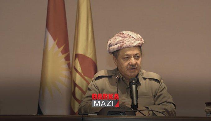 Mesut Barzani Kadri Yıldırım için başsağlığı mesajı yayınladı