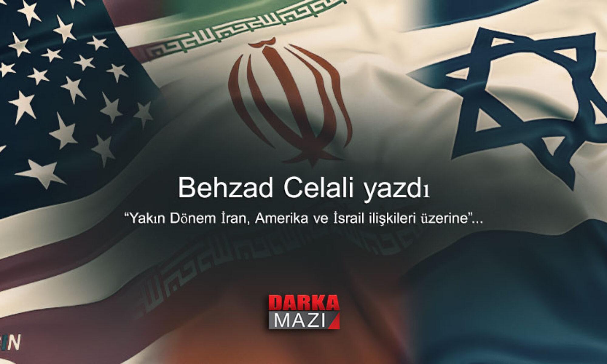 Yakın Dönem İran Amerika ve İsrail ilişkileri üzerine... Nükler Enerji, Afganistan, Nixon, saldırı