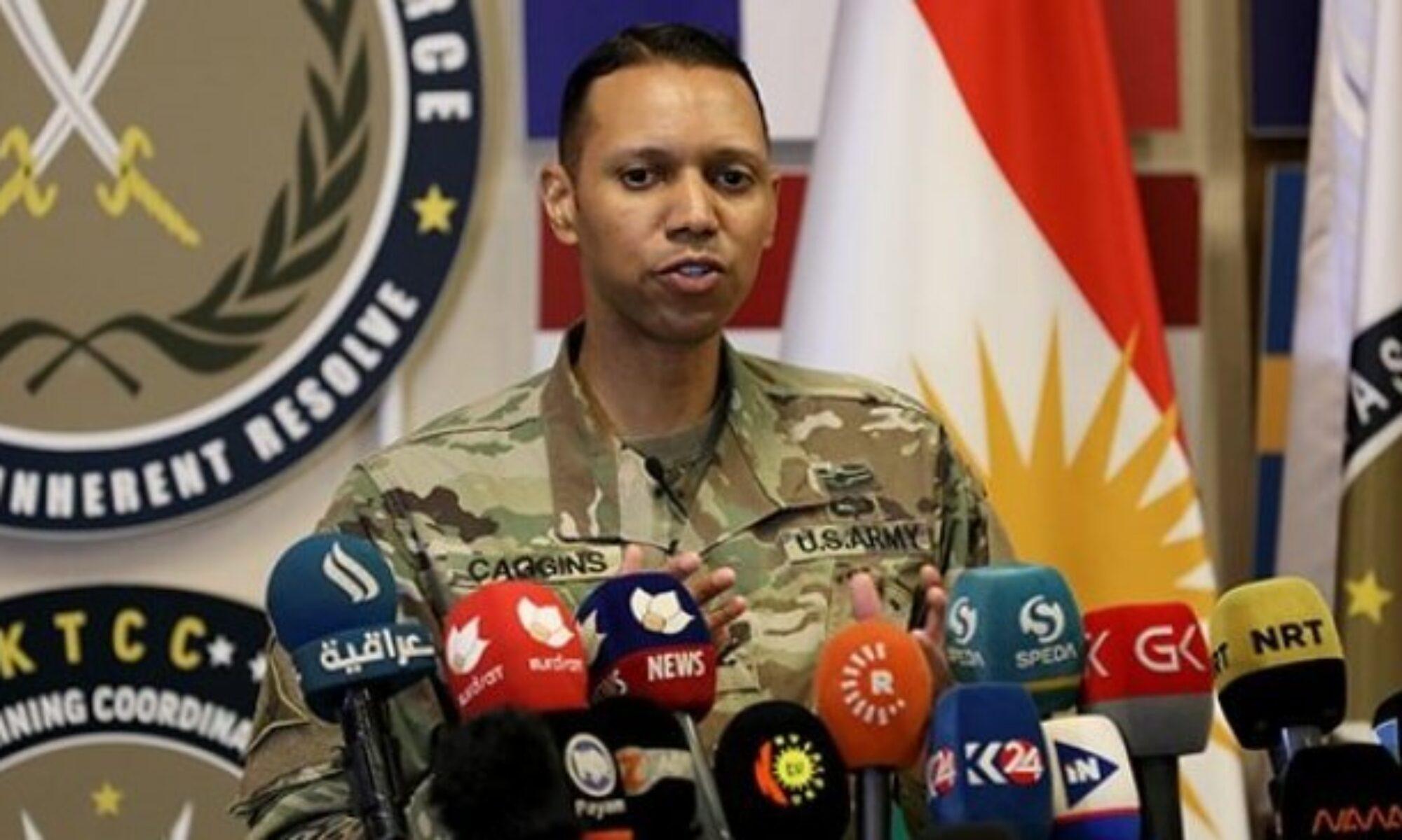 Amerikalı Albay Caggins Kürtlerin Newroz bayramını unutmadı