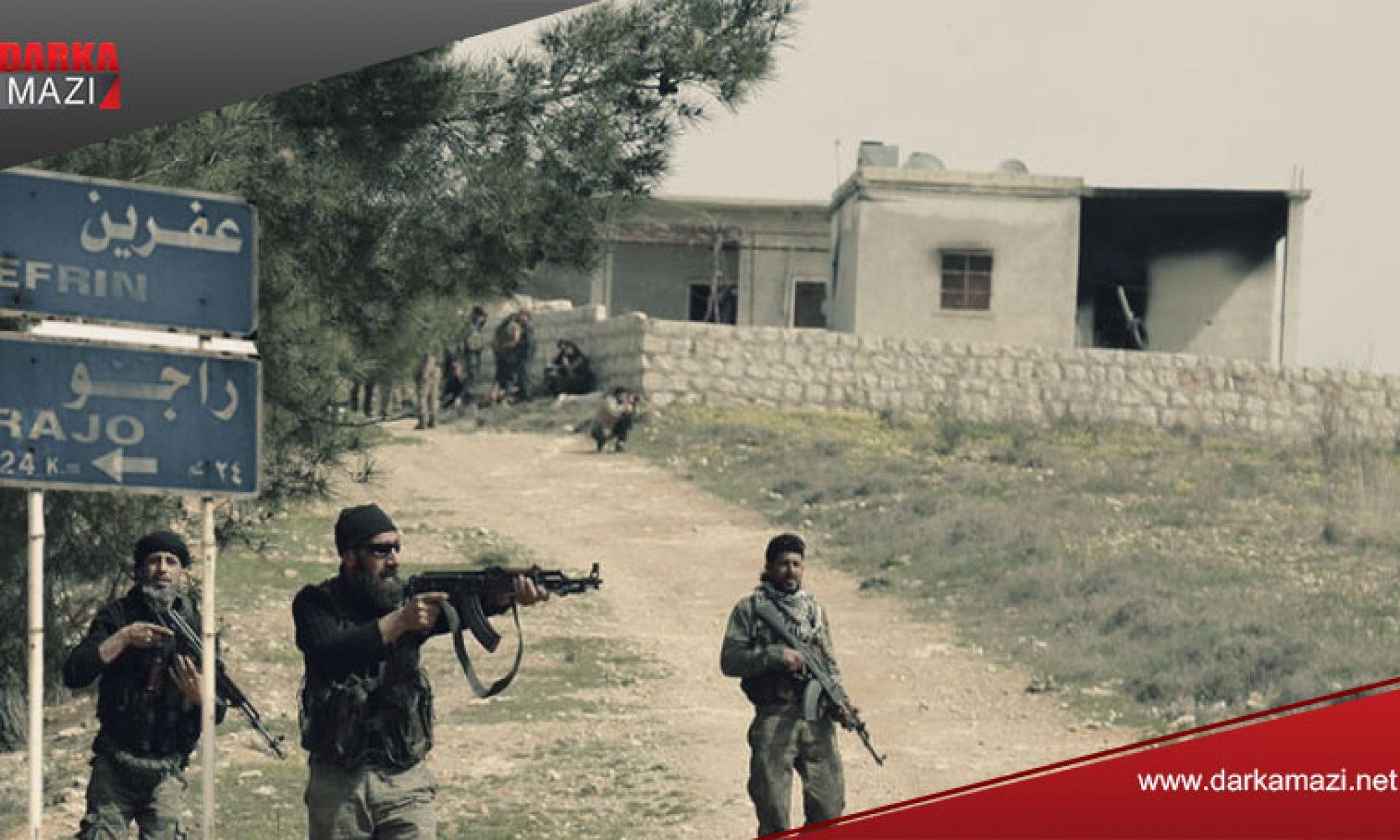 Türkiye'ye bağlı çeteler Efrin'de fidye amaçlı 14 kişiyi kaçırdı