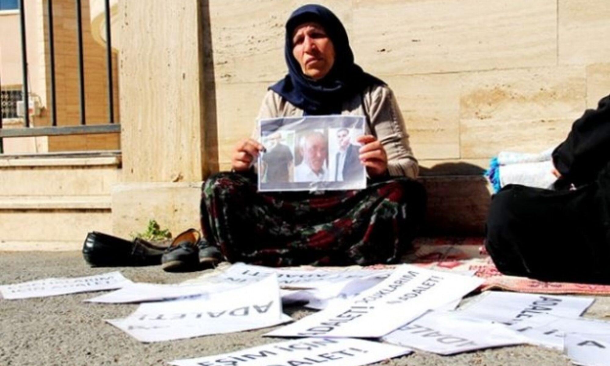 Emine Şenyaşar eyleminin 7'inci gününde gözaltına alındı