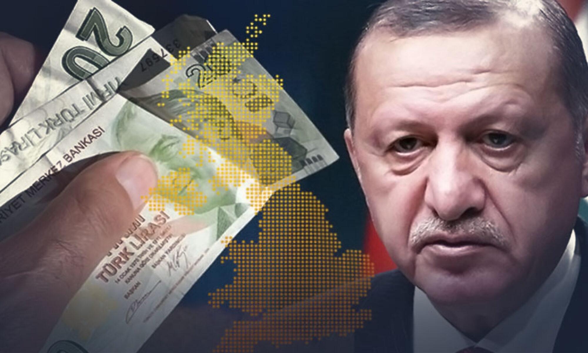 Türk parası bu hafta en çok değer kaybeden para birimi oldu