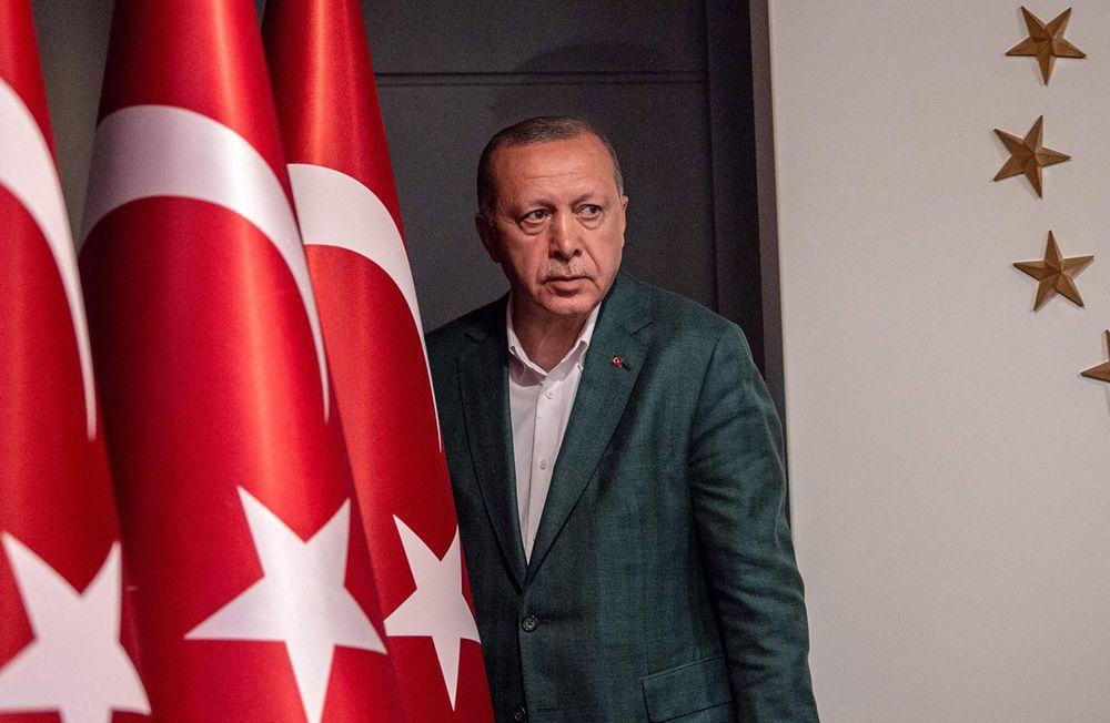 Erdoğan Bloomberg için makale yazdı, yine Kürt karşıtlığı yaptı