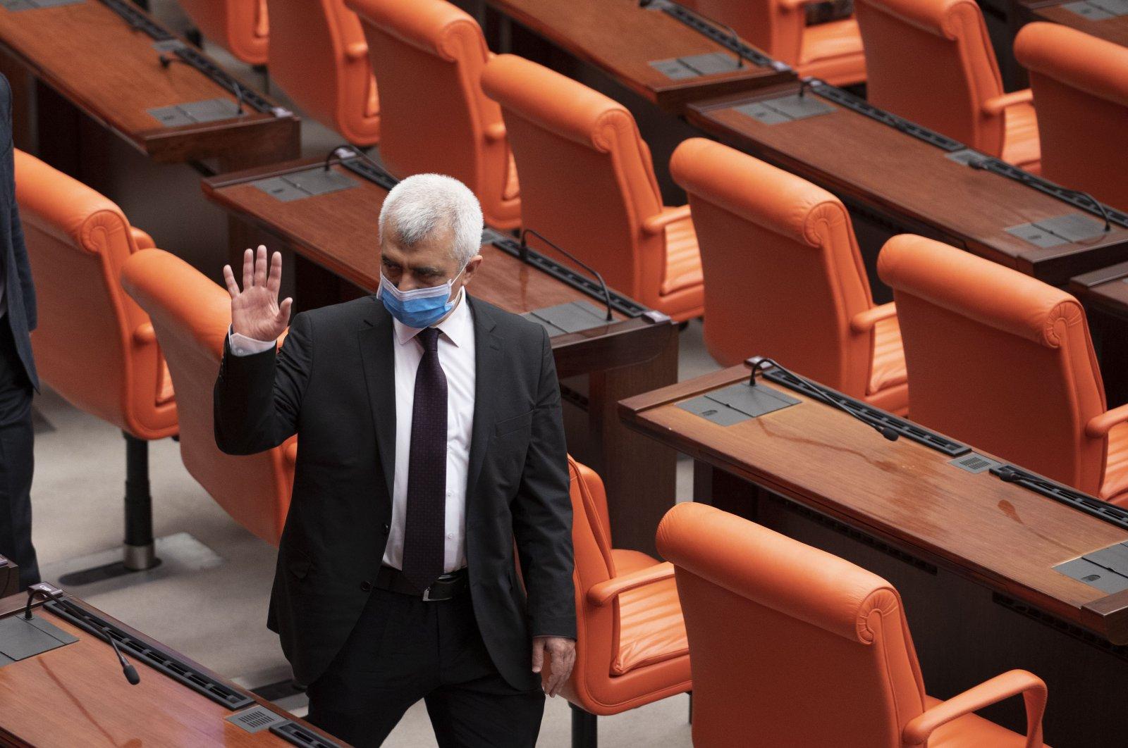 Anayasa Mahkemesi Gergerlioğlu için yapılan başvuruya cevap verdi