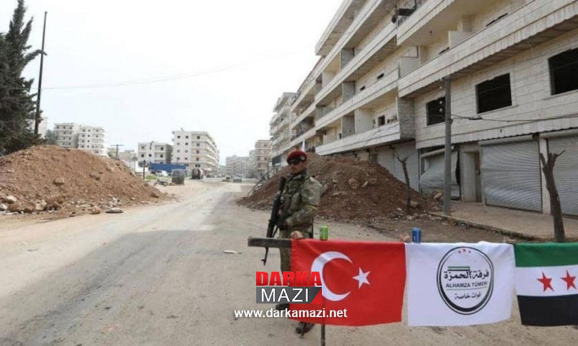HRW: Efrin'de 604 kişi öldürüldü,7 binden fazla kişi kaçırıldı, 300 bin kişi göç etti