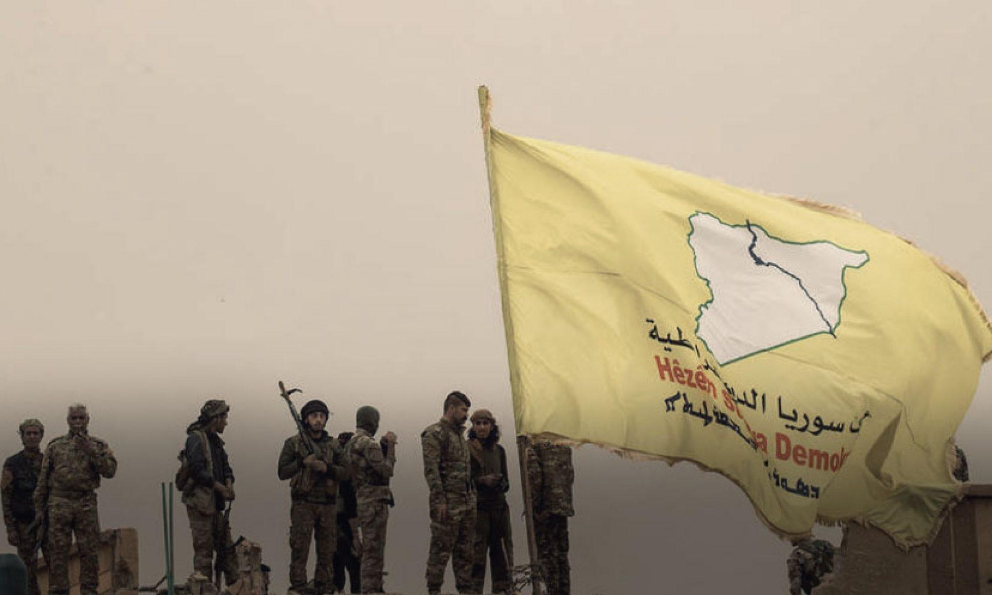 SOHR: IŞİD Tabka havaalanında HSD güçlerine saldırdı
