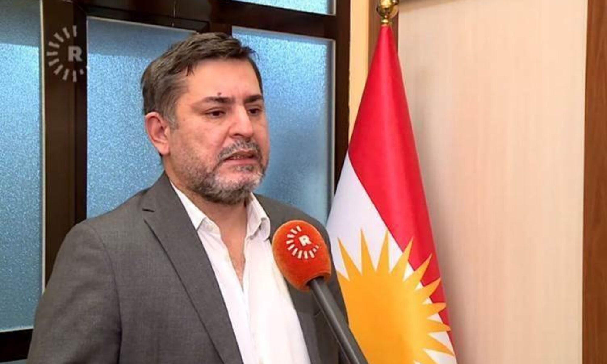 Kürt siyasetçi Hişyar Özalp gözaltına alındı