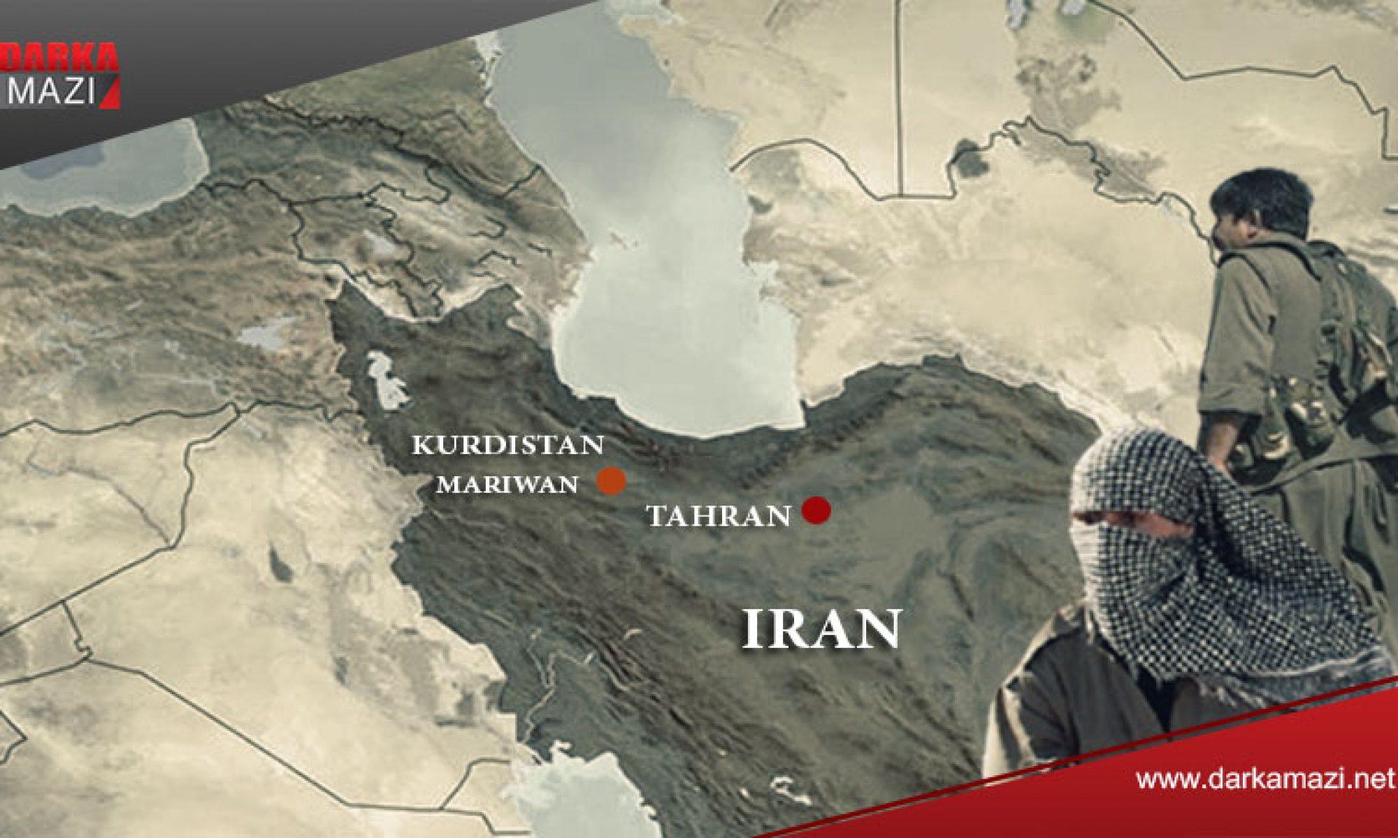Azizi: PKK'nin Şengal tavrı İran'ın Irak'ta ki siyasi iktidarını desteklemektir