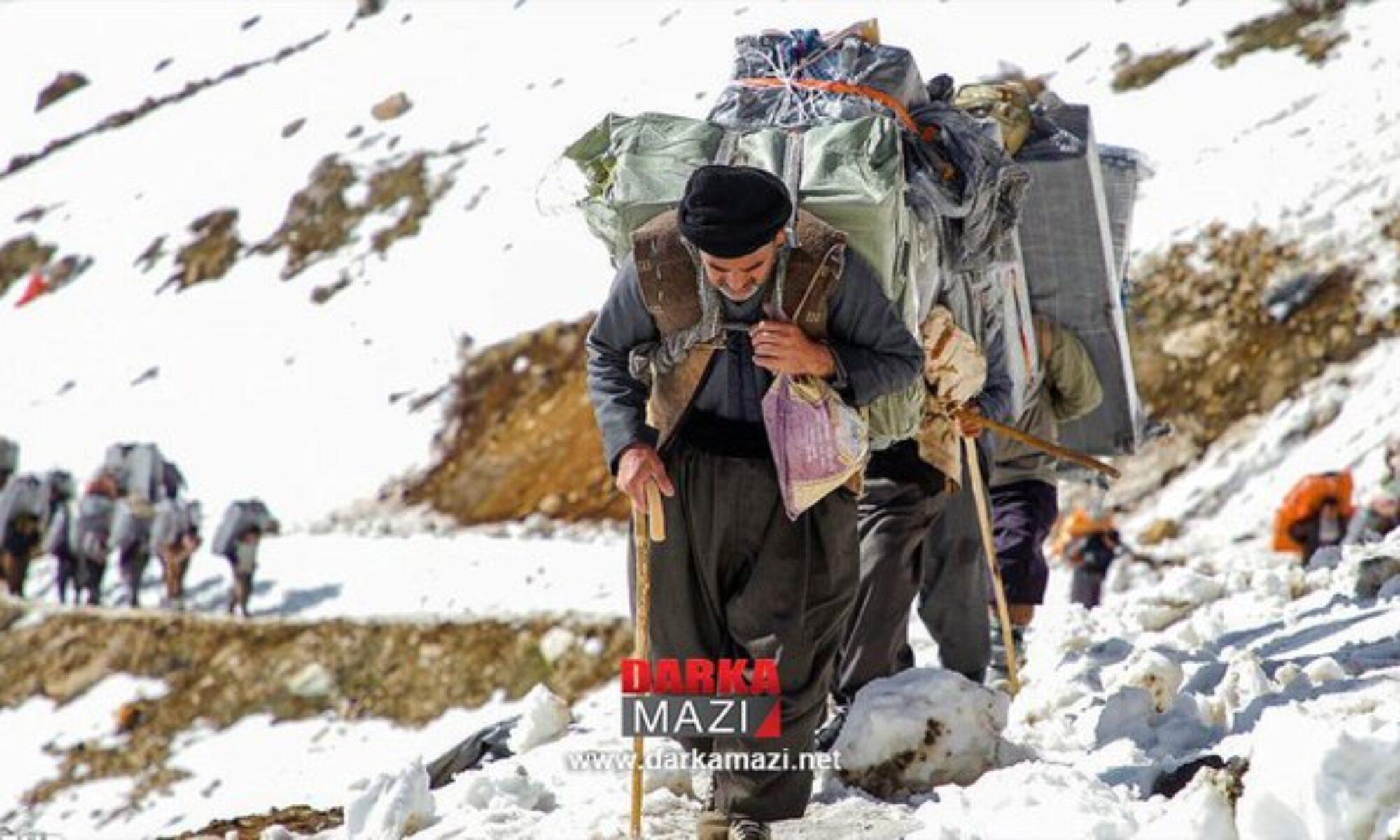 Doğu Kürdistan'lı kolberi bu kez Türkiye işkence ile katletti