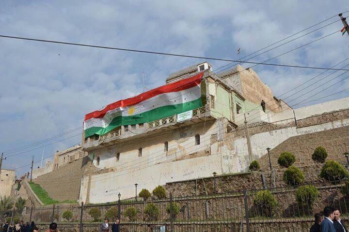 Kerkük'te Newroz ateşine izin verilmedi