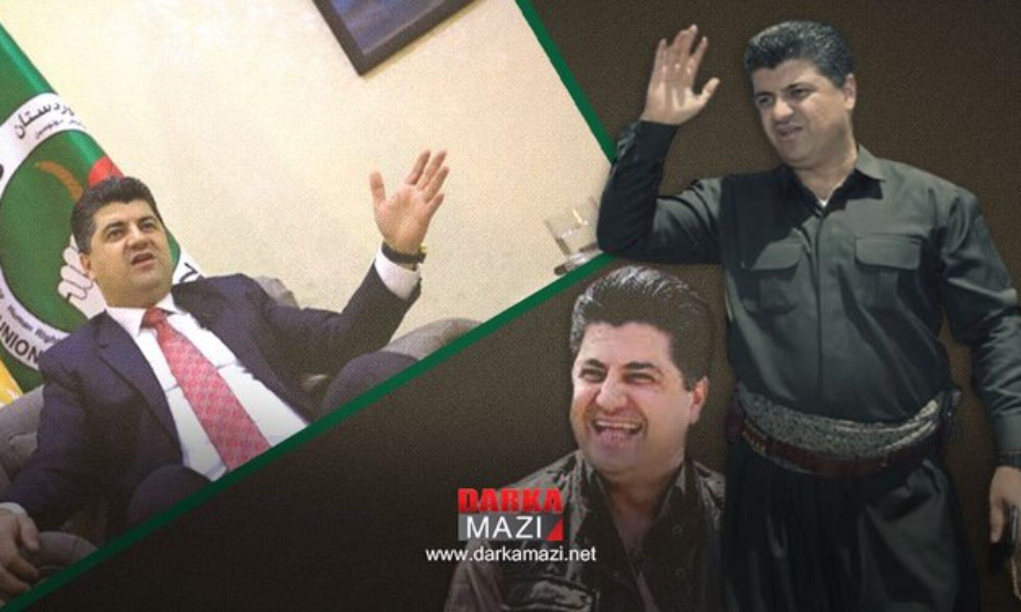 """""""Lahor Cengi, Kerkük ve Süleymaniye halkının başına bela oldu"""""""