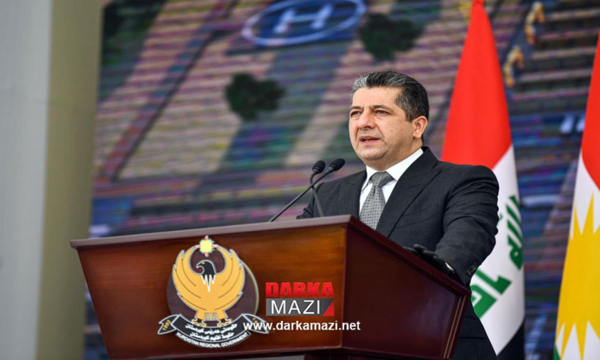 Başbakan: Kürdistan Hükümeti adına Sayın Mustafa Kazımi'nin açıklamasını destekliyorum