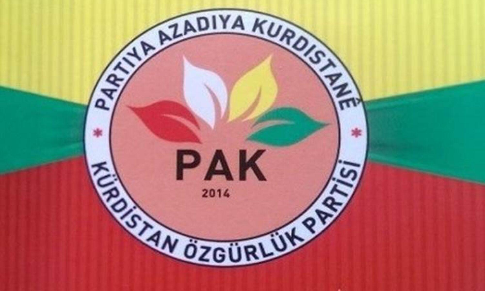 PAK: Gergerlioğlu'nun milletvekilliğinin düşürülmesi Kürt karşıtı anlayış ve siyasetin eseridir