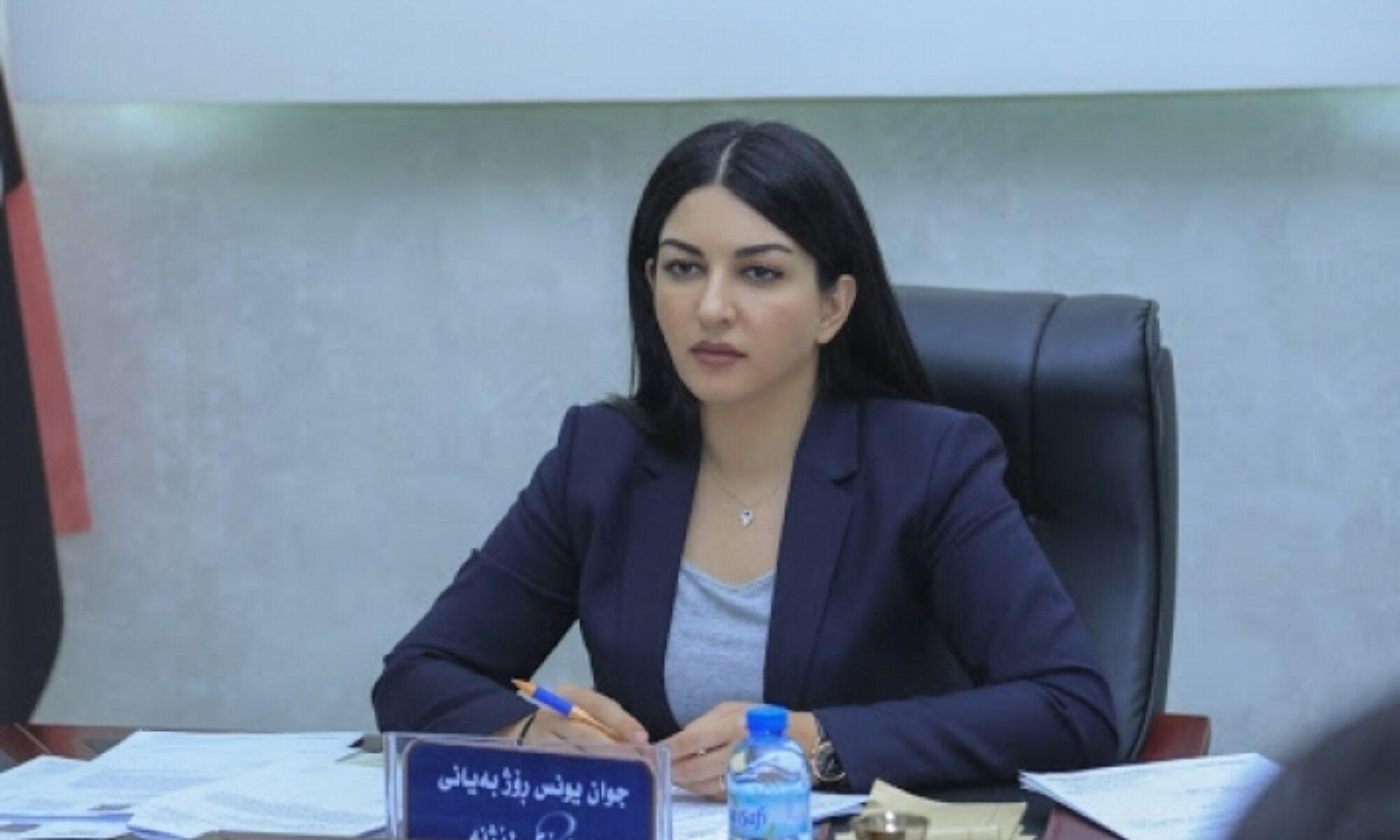 Cıwan Rojbeyani: Kürdistan idaresi dışındaki bölgelerin tarihi kitaplaştırılarak, tarihsel gerçekleri kamuoyuna sunacak
