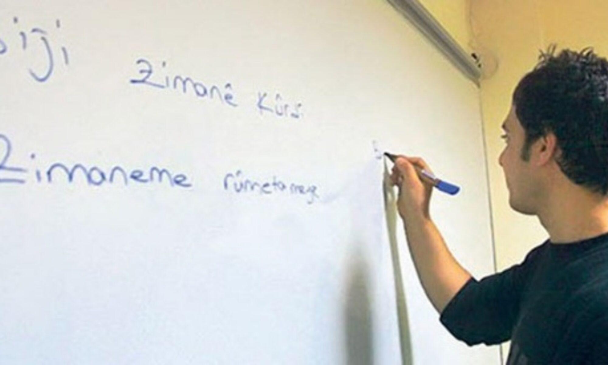 Öğretmen atamalarında Türk tipi kardeşlik; Kürtçeye 3, Türkçeye 918, Arapçaya 503, Rusçaya 25 atama