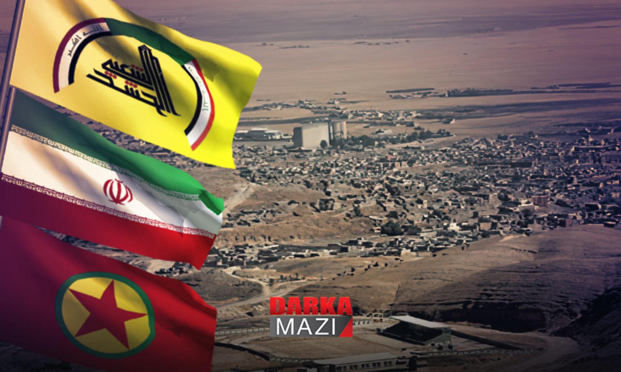 Arabicpost Haşdi Şabi, PKK ve İran Subaylarının katıldığı toplantının sonuçlarını yayınladı