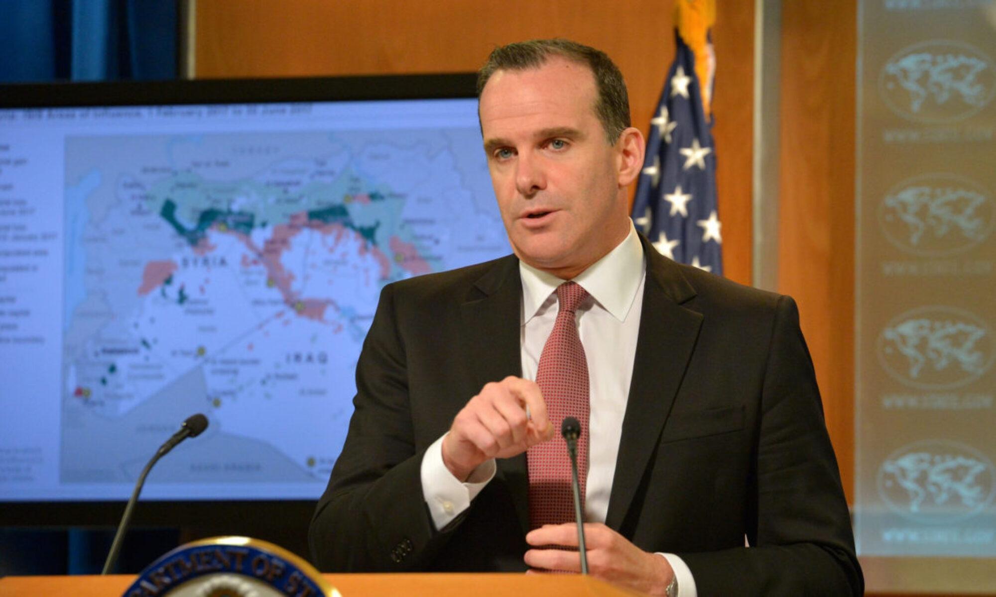 McGurk: Kürtlerin Biden yönetiminde birçok dostu var