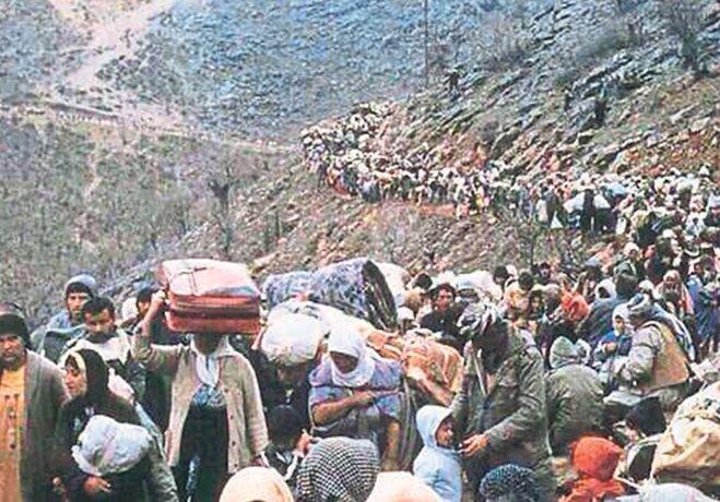Kürdistan Bölgesi'nin federal statüsünü kazanmasına zamin hazırlayan uçuş yasağı üzerinden 30 yıl geçti