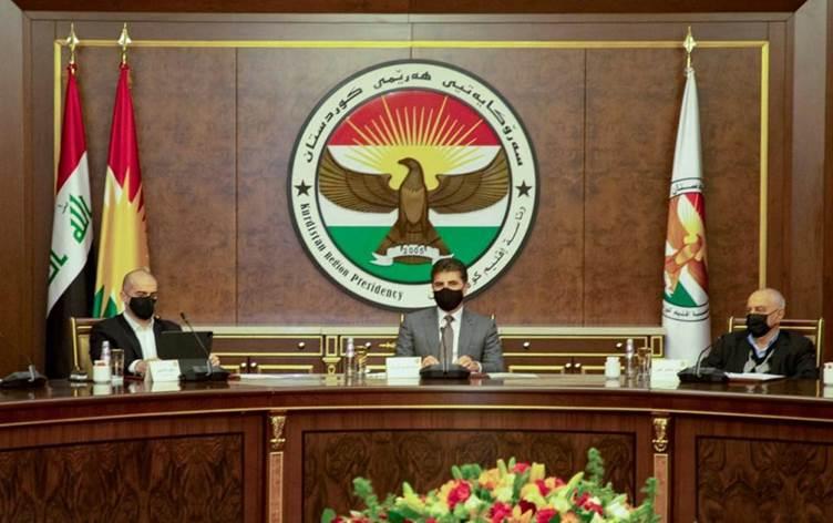 Neçirvan Barzani: Kürdistan Bölgesi'nin Federal statüsünü korumak birlik ve beraberlikten geçer