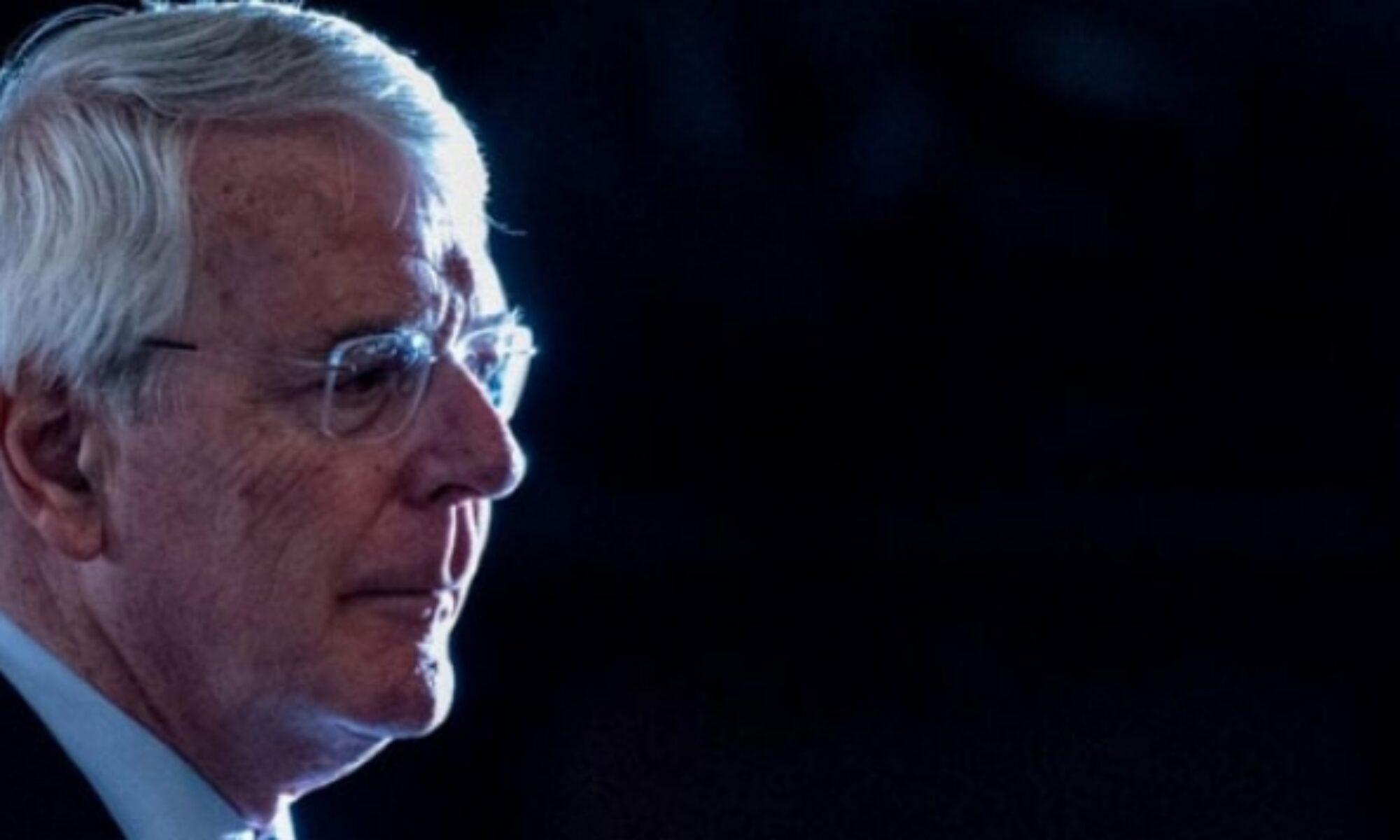 Eski İngiltere Başbakanı John Major: Kürdistan Bölgesi Hükümeti'nin güçlü olmasını istiyoruz
