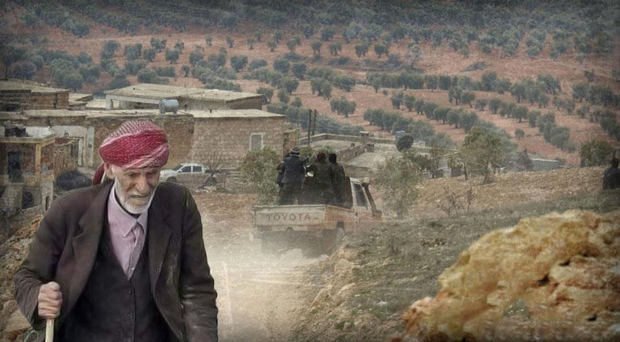 Türkiye'ye bağlı çetelerin Efrin'de ki Mart ayı bilonçusu açıklandı