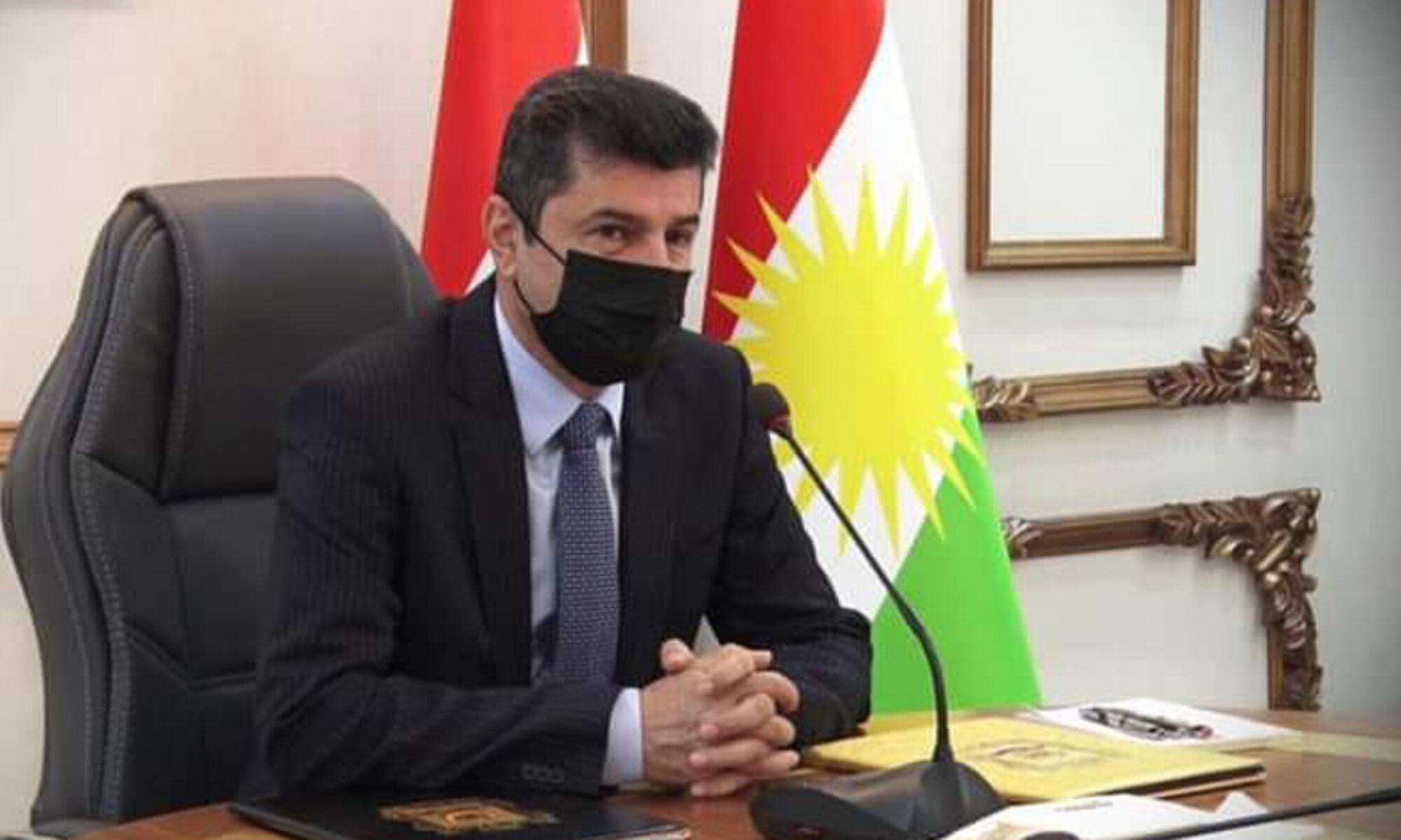 Duhok Valisi Ali Tatar 3 sivilin yaralandığı olaya ilişkin konuştu: Olay PKK'nin etkili olduğu alanda gerçekleşti