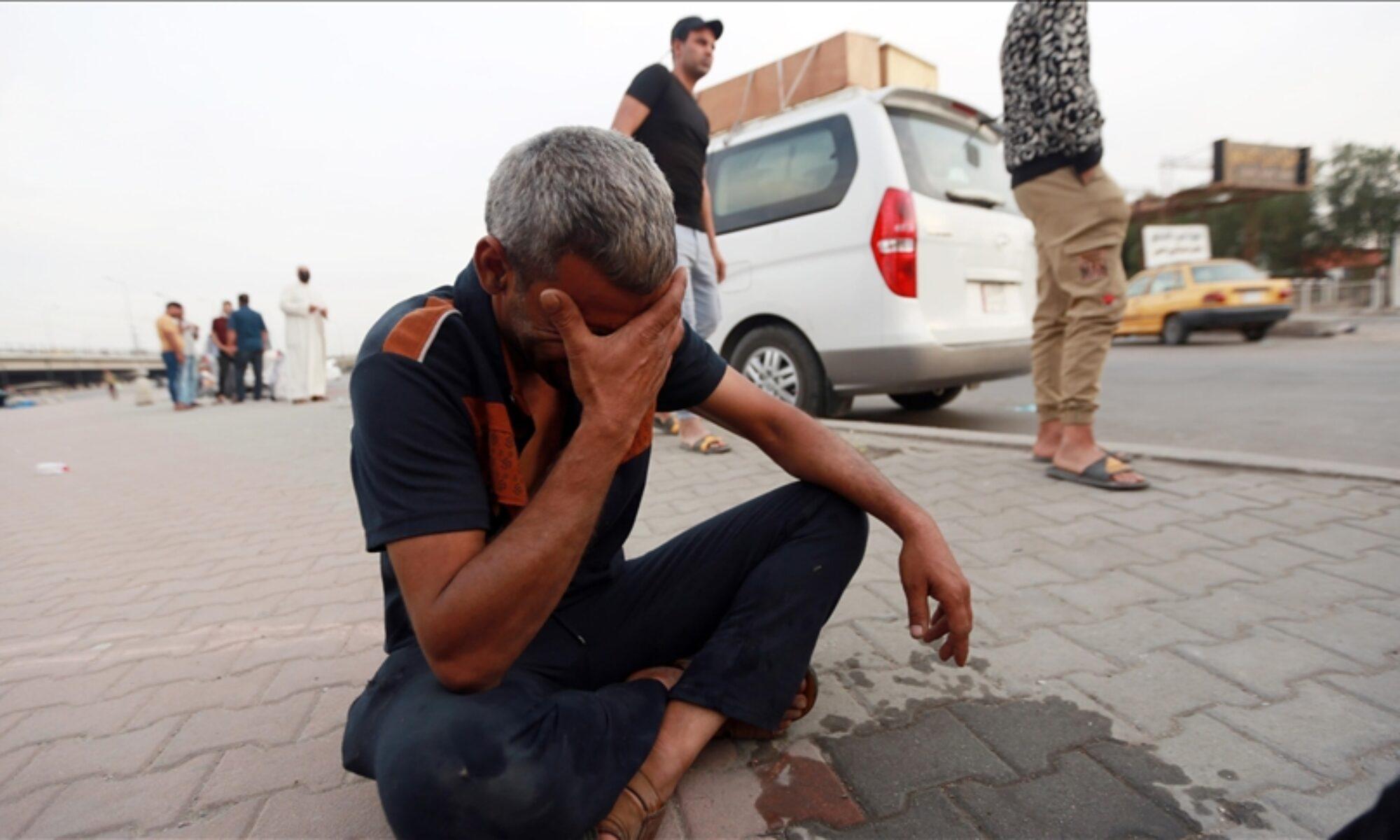 Bağdad'taki hastane yangınında bilanço yükseliyor: Ölü sayısı 82 oldu