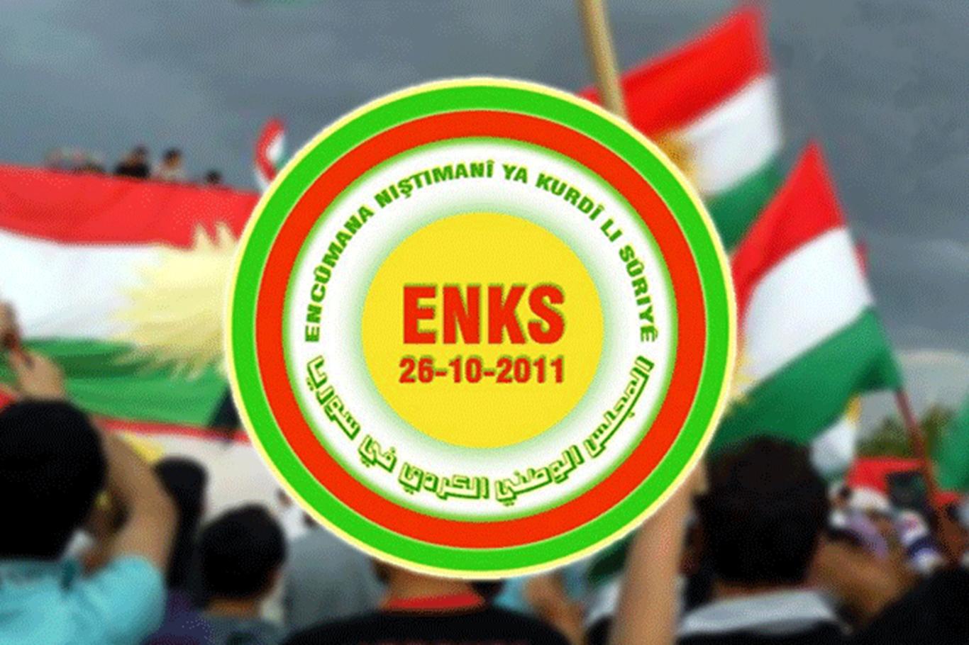 ENKS Başkanı Mela: TEVDEM'le ofislerimize yapılan saldırılandan ötürü görüşmeleri durdurduk