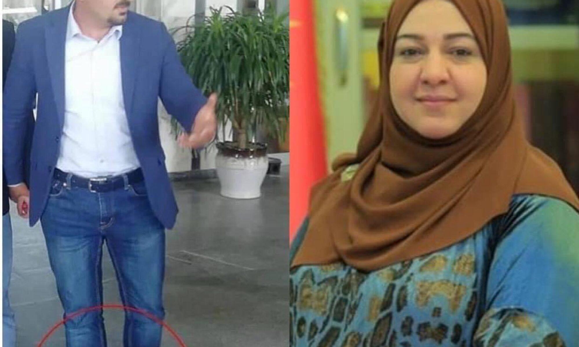 Kürdistan Parlamentosunda olay çıktı, Yeni Nesil parlamenteri divana ayakkabı attı, Lahor Cengi'ye bağlı medya Rêwaz Fayip'i suçladı