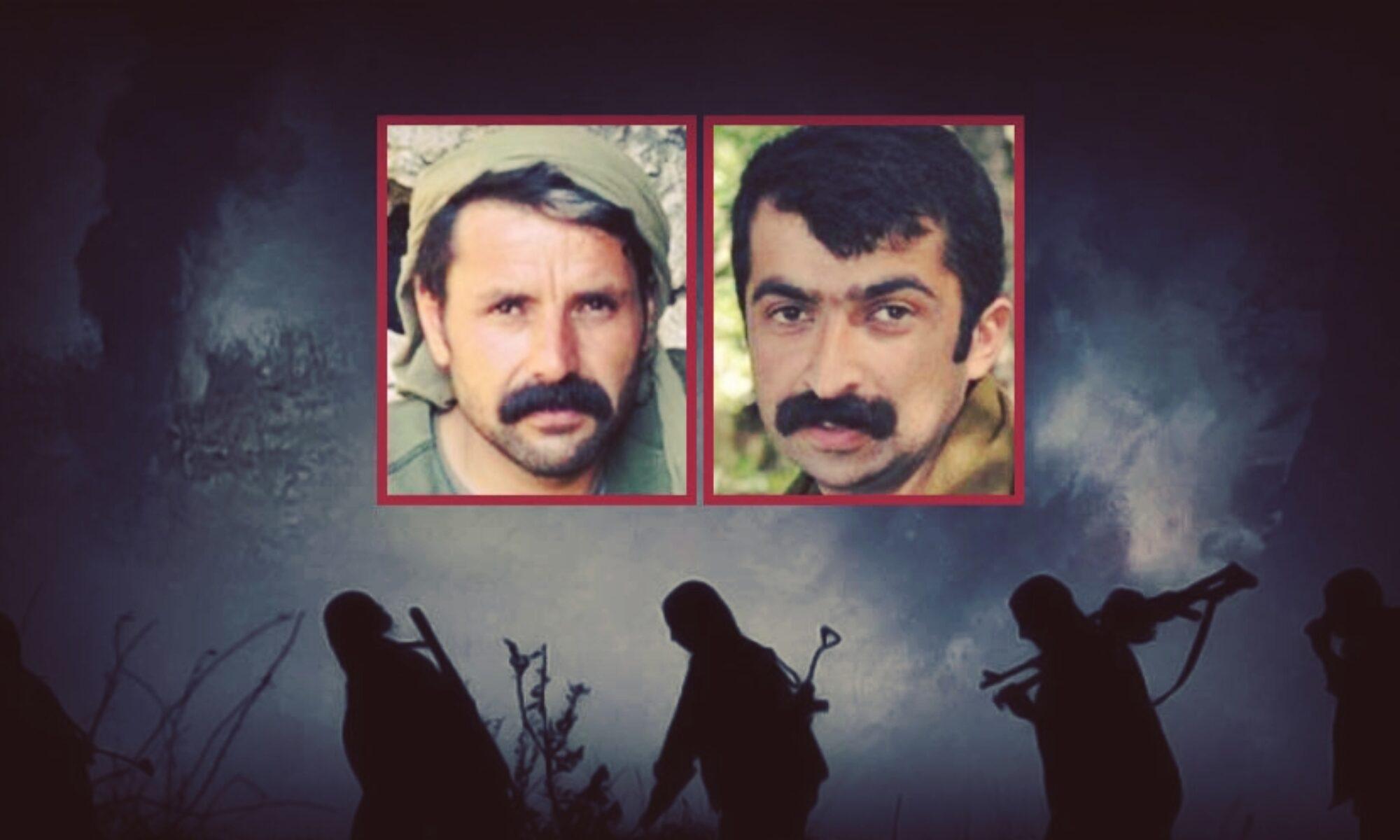 """TSK Bagok dağında 2'si yönetici 6 gerillanının hayatını kaybettiğini iddia etti """"Hevram Havraman Avyer' kod adlı Hasan Mahmudi olduğu belirlendi. 'Turuncu' kategoride ise örgütün Mardin Bagok alan sorumlusu olarak faaliyet gösteren 'Reber Koser' kod adlı Teyyüp Çam"""
