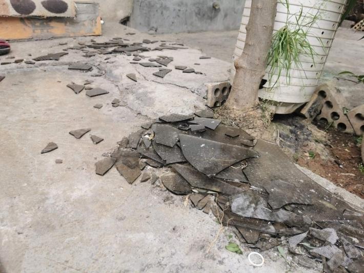 Halepçe'de KDP sorumlusunun evine bombalı saldırı