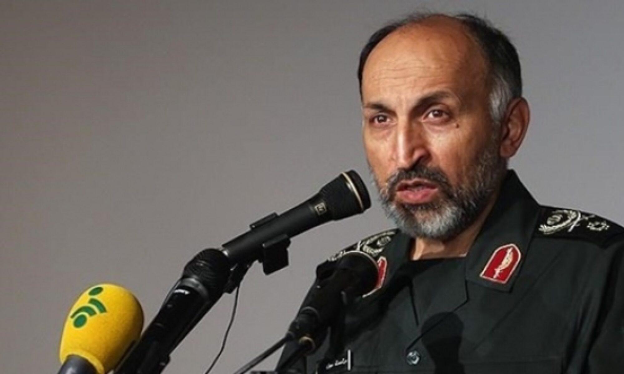 Devrim Muhafızları Komutanı Hicazi'nin nasıl öldüğü tartışma konusu oldu