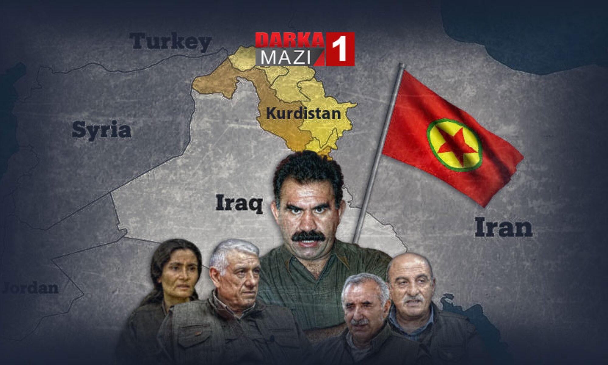 PKK'nin Kürdistan Bölgesini kuşatma projesi İran, Kerkük, Ali Şemhani, Kasım Süleymani, Celawla, Zumar, Şengal, Bahdat,